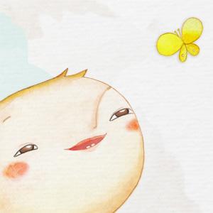 """Esbozo de ilustración para cuento """"Lagartija"""" de Ana Bermejillo por Sonia Castillo"""