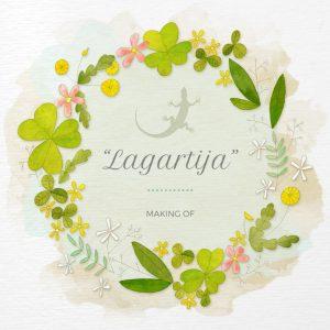 Lagartija - making of