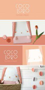Conejorejo Tereso, de la colección CocoLoro